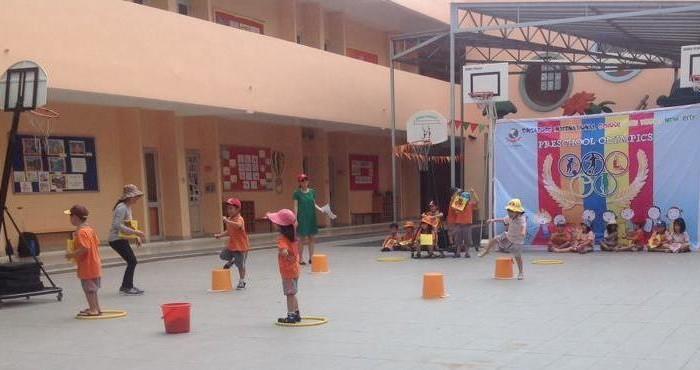 Pre-School Sport 01