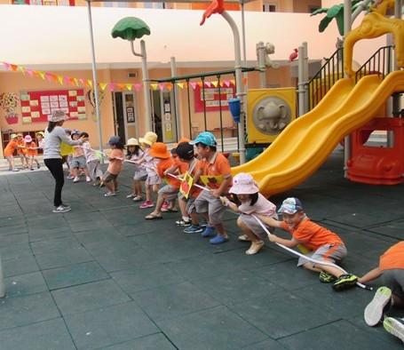 Pre-School Sport 04
