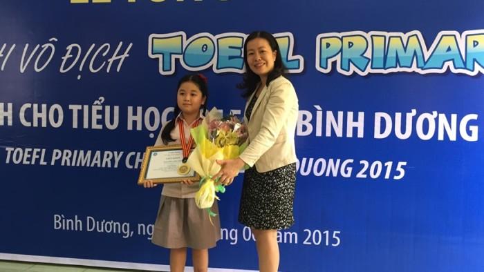 TOEFL Lan Anh