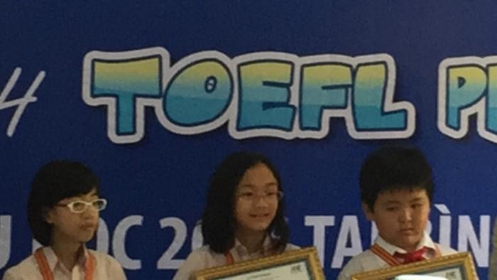 TOEFL Yr 5